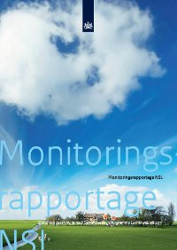 Cover Monitoringsrapportage2011