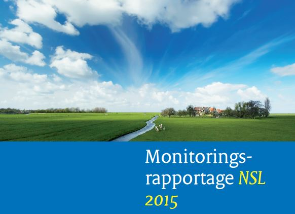 cover monitoringsrapportage_nsl_2015